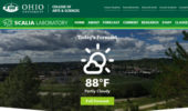 Get Athens-Specific Weather Forecast from New Scalia Lab Website