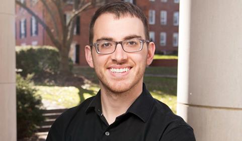 Dr. Brett Peters, portrait
