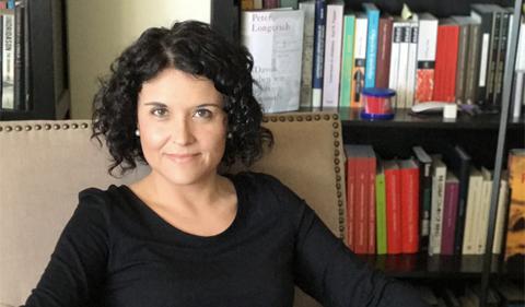 Ana Lucia Araujo, portrait