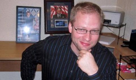 Christian Peterson, portrait