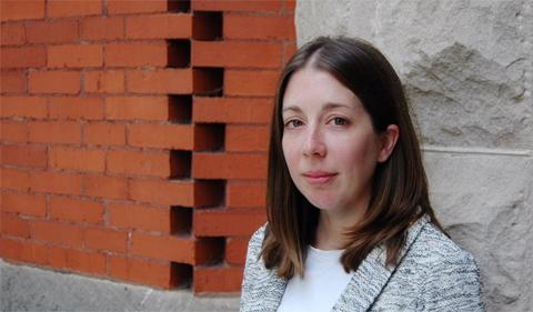 Kristen Lillvis, portrait