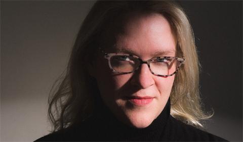 Megan Stielstra, portrait
