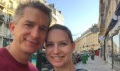 Daniel Hembree and Alycia Stigall