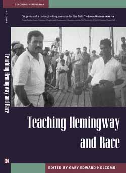 Teaching Hemingway and Race book cover