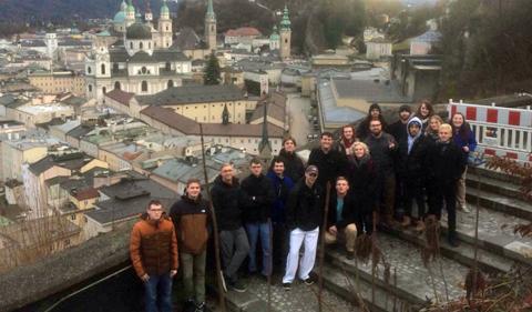 Salzburg Study Abroad Program 50th Anniversary Celebration