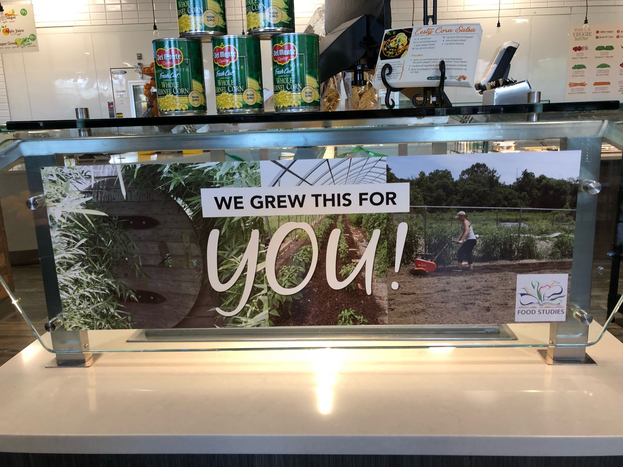 OHIO Student Farm Produce at Jefferson Marketplace