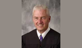 Judge Sean Gallagher, portrait