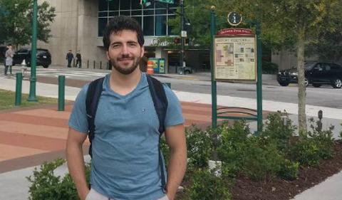 Physics & Astronomy | Reza Katebi Defends his Ph.D. Dissertation, Oct. 7