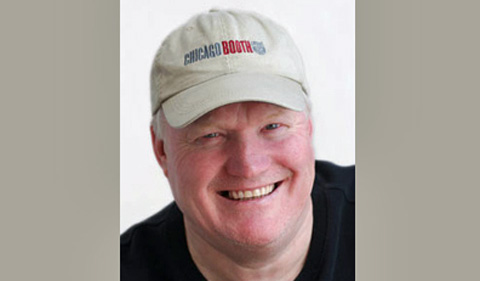 Kevin Murphy, portrait