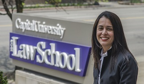 Associate Dean for Academic Affairs & Associate Professor of Law Melinda S. Molina