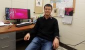 Jixin Chen is utilizing a novel technique to visualize genome sequences more effectively