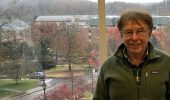 Dr. David Bell in Gordy Hall