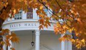 Campus Community Invited to Ellis Hall Ribbon-Cutting, Jan. 18