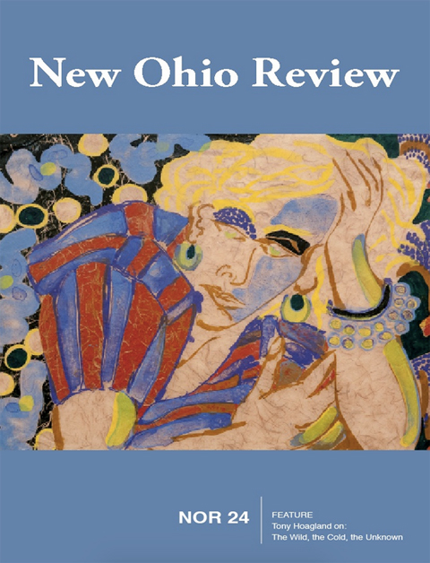 New Ohio Review Issue 24 cover