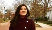 Doctoral Student Regina Yoong