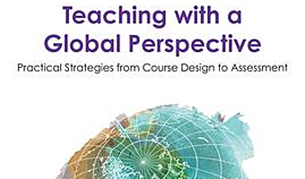 Book cover for Teaching with a Global Perspective: Practical Strategies from Course Design to Assessment