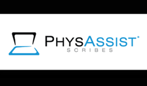 PhysAssist Scribes logo