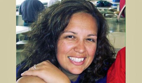 Rebecca Melick, portrait