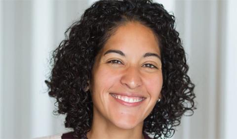 Samantha Flores, portrait