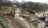 New Chemistry Building Activity | Sidewalk Closing Feb. 7 for Week