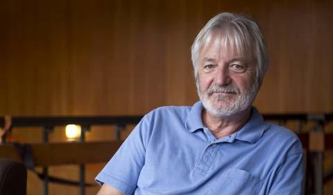 Dr. R. Damian Nance, portrait