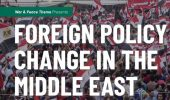 Lecture | Foreign Policy Change in the Middle East: Egypt, Iran, Saudi Arabia, and Turkey, Feb. 20