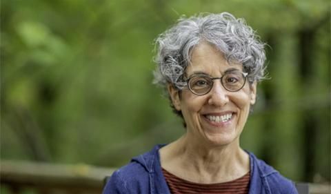 Dr. Jacqueline Wolf, portrait