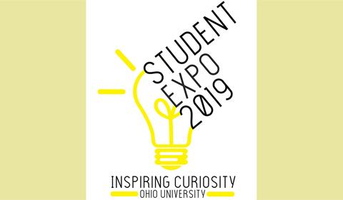 Student Expo 2019: inspiring curiosity logo