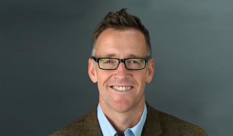 Dr. Geoffrey Buckley, portrait