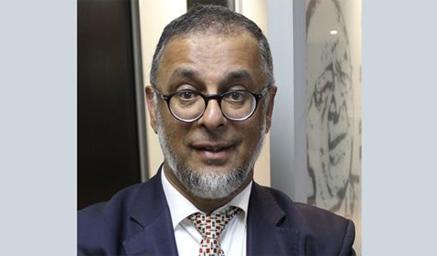 Mohamed Ameermia, portrait