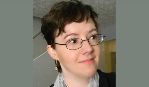 Amanda Hayes, portrait