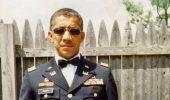 Lt. Col. Fuller in 1990, U.S. Army retirement day. He retired from the U.S. Army following nearly 23 years of active military service.