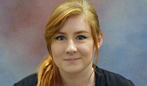 Emma Gilkey, portrait