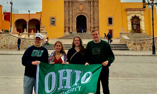 Students Retrace Path of Mexico's Independence Movement over Spring Break