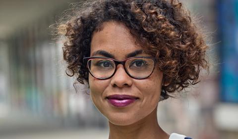 LaKisha Simmons, portrait