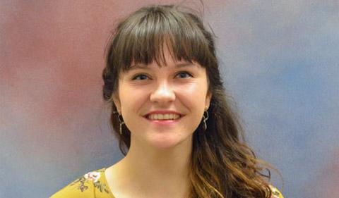 Lydia Seiter, portrait