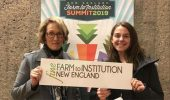 the 2019 Farm to Institution New England Summit at the University of Massachusetts Amherst