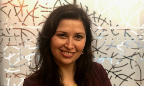 •Eleonora Mocanou, recent MPA graduate and Fulbright grantee