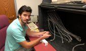 William Eshbaugh ǀ 'Testing HV dividers for experiment E12-13-010 at Jefferson National Lab
