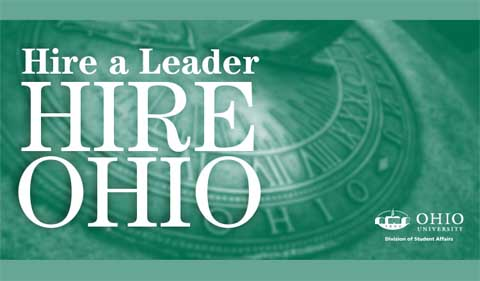 Hire a Leader: Hire OHIO