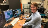 Kate Nichols ǀ Researching High Temperature Raman Spectroscopy of Thermionic Cathode Materials