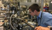 Engineering Physics Major Studies the Tiniest of Machines at National Lab