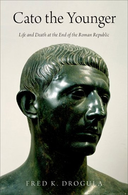 Cato the Younger book cover
