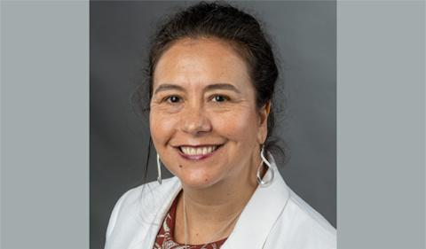 Claudia González Vallejo, portrait