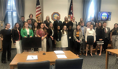 High School Students Explore Access to Justice in Appalachia, Legal Profession