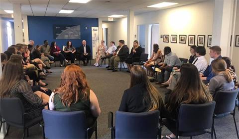 SLTI visits the ACLU of Ohio.