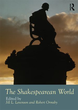 Book cover for The Shakespearean World