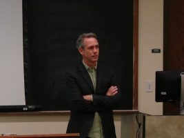 """Dr. Haberski Shared Some """"Dangerous Ideas"""" at this Fall's First Contemporary History Institute Talk"""