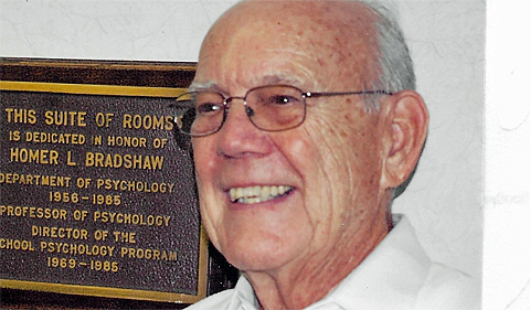Homer Leslie Bradshaw