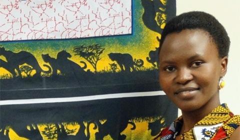 Magdalyne Oguti Akiding, portrait